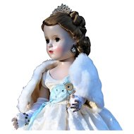 Madame Alexander Queen Elizabeth II~ALL ORIGINAL~MINTY
