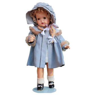 Madame Alexander Vintage Doll Ana McGuffey