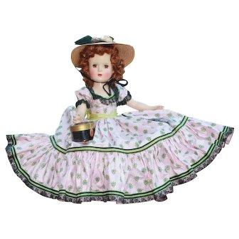 Madame Alexander Vintage Doll 1953 Glamour Girl Picnic Day - LWD $$!!