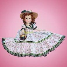 Madame Alexander Vintage Margaret Face Doll 1953 - LWD $ TWICE!!