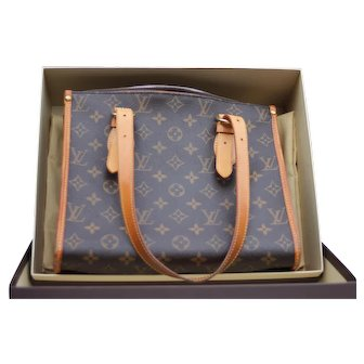 LOUIS VUITTON Monogram Popincourt Bag