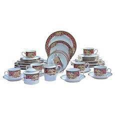 Noritake #3930 Royal Hunt 42 Pieces