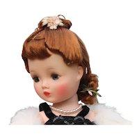 Vintage Madame Alexander Cissy Doll Tuscan Hair