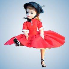 Vintage MA Cissy Crispy Day Dress Tagged - No Doll