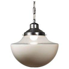 Art Deco Pendant Light, Antique Lighting