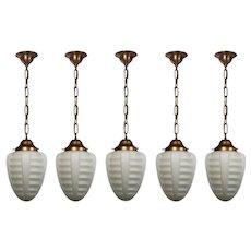 Vintage Mid-Century Modern Pendant Lights