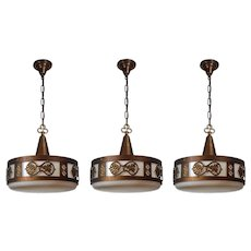 Antique Gothic Revival Pendant Lights