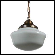Schoolhouse Pendant Light, Antique Lighting
