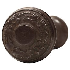 "Antique ""Holland"" Doorknob Sets by Corbin Hardware, c. 1905"
