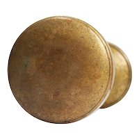 Antique Brass Doorknob Sets, Early 1900's
