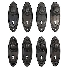 "Antique ""Lydian"" Door Hardware Sets, Yale & Towne"