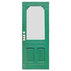 """Reclaimed Antique 32"""" Eastlake Door, c. 1880"""