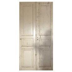 """Pair of 50"""" Antique Doors"""