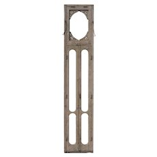 Unusual Antique French Colonial Window Sets