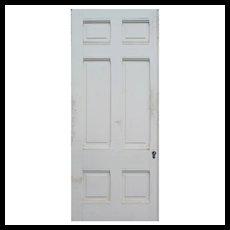 """Reclaimed Antique 38"""" Sliding Door"""