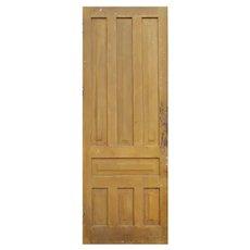 """Salvaged Antique 34"""" Door"""
