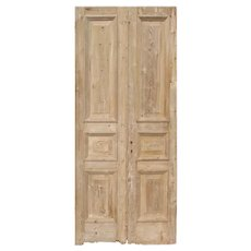 "Pair of Antique 40"" Doors"