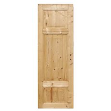 """Reclaimed Antique 29"""" Door, 19th Century"""