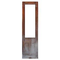 """Reclaimed 25"""" Eastlake Door, c. 1890's"""