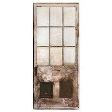 """Salvaged 36"""" Door, Early 1900s"""