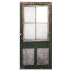 """Reclaimed 39"""" Door, Early 1900s"""