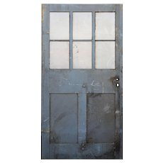"Reclaimed 40"" Door, Early 1900s"