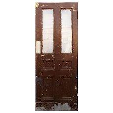 """Reclaimed 32"""" Door, Early 1900s"""