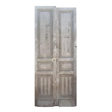 Antique Door Pair from France 19th Century  sc 1 st  Ruby Lane & Doors Antiques Architectural : Preservation Station | Ruby Lane