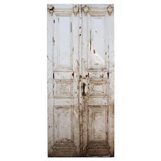 Salvaged Antique Door Pairs from France, 19th Century