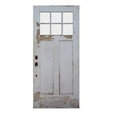 "Reclaimed 36"" Arts and Crafts Door"