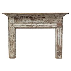 Antique Federal Fireplace Mantel, c. 1822