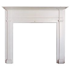 Antique Fireplace Mantel, Early 1900s
