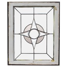 Reclaimed Antique American Leaded Glass Windows