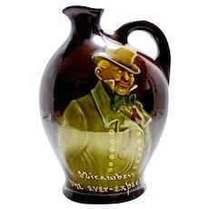 Royal Doulton Kingsware Dewar's Whisky Flask - Jug