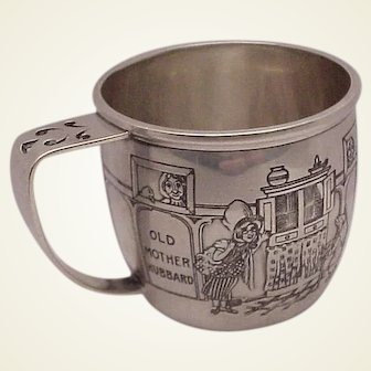 McChesney Co. Sterling Baby Cup #W13-24 - C. 1925