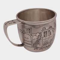 McChesney Sterling Baby Cup #W13-24 - C. 1925