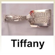 Tiffany Broom Corn Sterling Asparagus Tongs