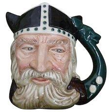 Viking Toby mug by Royal Doulton