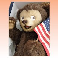 HOLIDAY SALE! R John Wright's The Clifford Berryman Bear