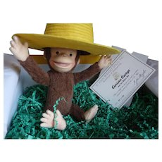 HOLIDAY SALE! Curious George by R John Wright