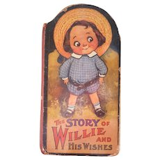 Story of Willie and His Wishes Book