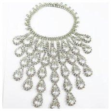 Fabulous Rare Mimi Di N Bib Necklace
