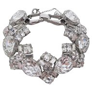 Amazing Juliana Clear Rhinestone Bracelet