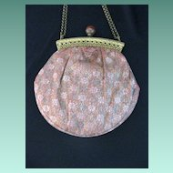 Vintage Silk Handbag or Purse