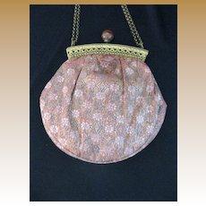 Vintage Silk Handbag or Purse