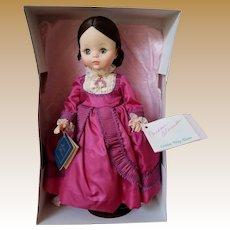 Vintage Madame Alexander Louisa May Alcott Doll