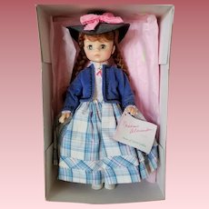 Vintage Madame Alexander Anne of Green Gables Doll