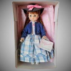Vintage Madame Alexander Anne of Green Gables Doll