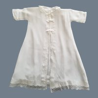 SALE! Vintage Infant, Baby or Doll Gown