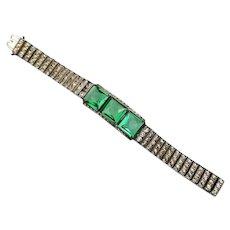 Vintage Leach and Miller Company Sterling Silver Bracelet